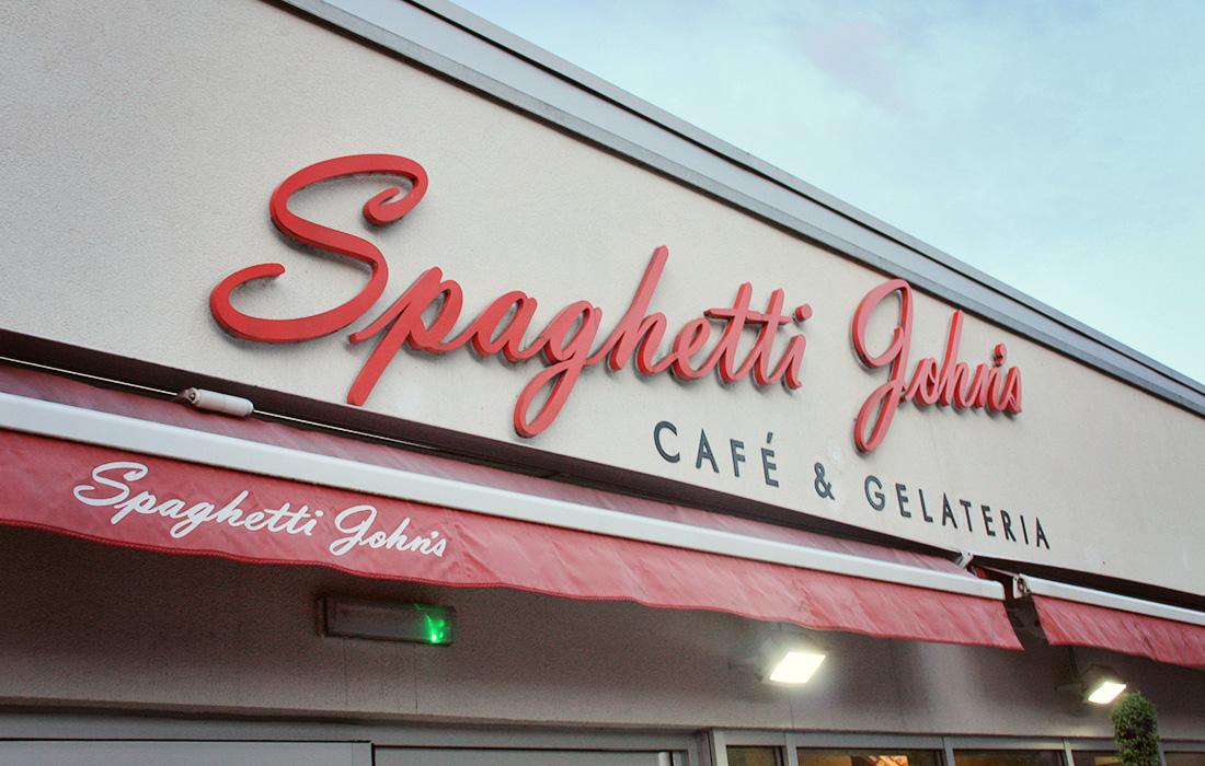 Spaghetti John's